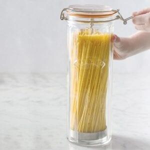 Spaghetti Jars
