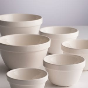 Pudding Basins