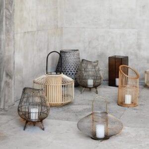Lanterns & Vases